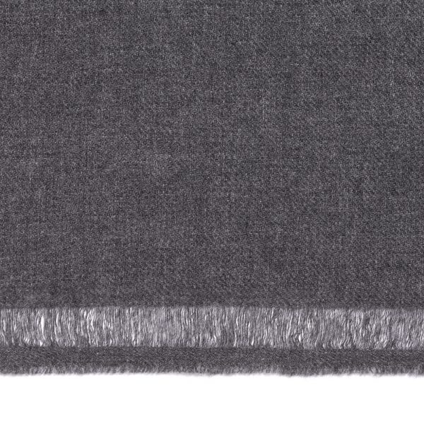 Pashmina Charcoal Grey