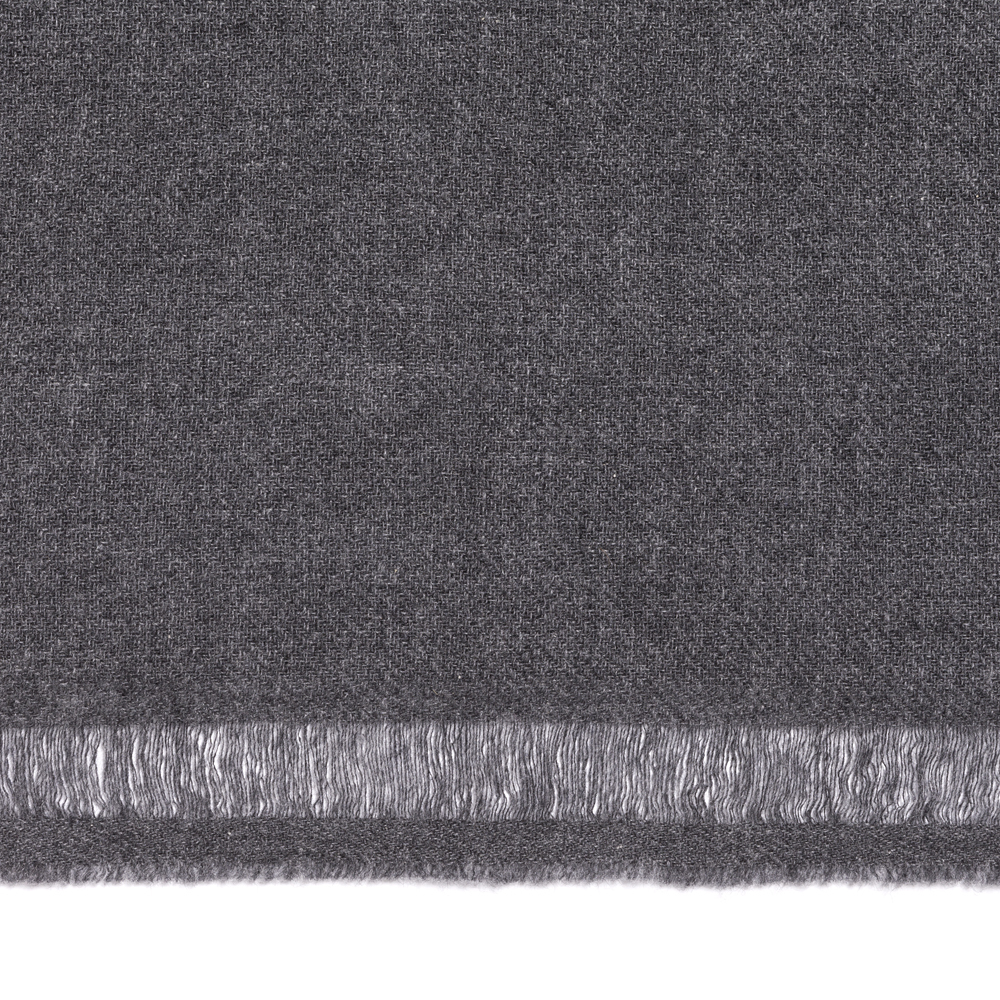 Pashmina Charcoal Grey